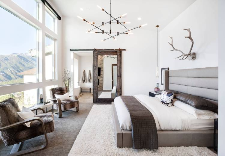 75 Beautiful Rustic Bedroom Pictures Ideas January 2021 Houzz