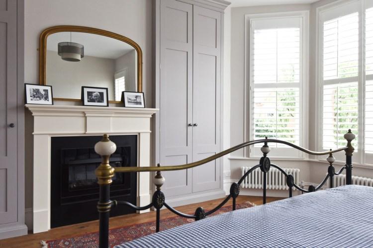 Earlsfield Sw18 Stunning Victorian Terrace Renovation Modern Bedroom London By Battersea Builders