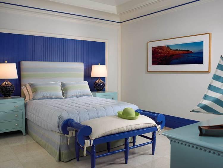 Royal Blue Bedroom Ideas And Photos Houzz