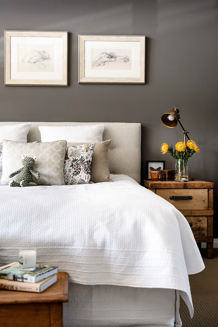 The Best Colours For Bedroom Walls Houzz Au