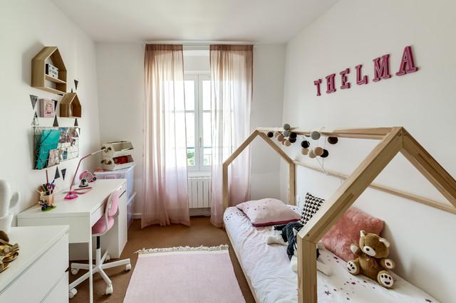 decoration chambre fille contemporain