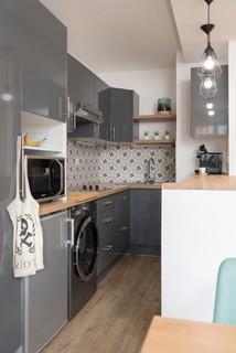 le studio meuble scandinave cuisine