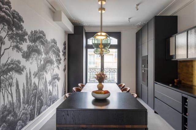 15 ilots de cuisine avec table