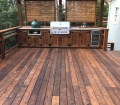 75 Beautiful Outdoor Kitchen Deck Pictures Ideas November 2020 Houzz