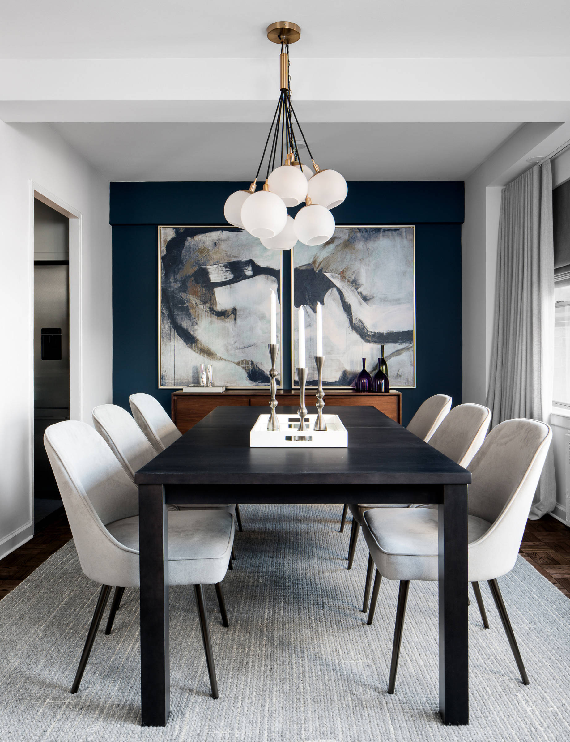 75 Beautiful Enclosed Dining Room Pictures Ideas October 2020 Houzz