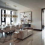 75 Beautiful Marble Floor Dining Room Pictures Ideas December 2020 Houzz