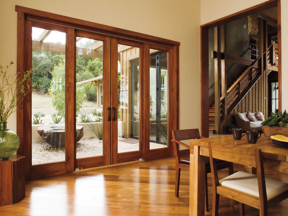 4 panel sliding patio door