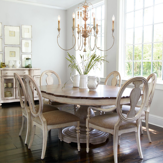 Tabitha Dining Furniture Shabby Chic Style Dining Room Dallas By Horchow