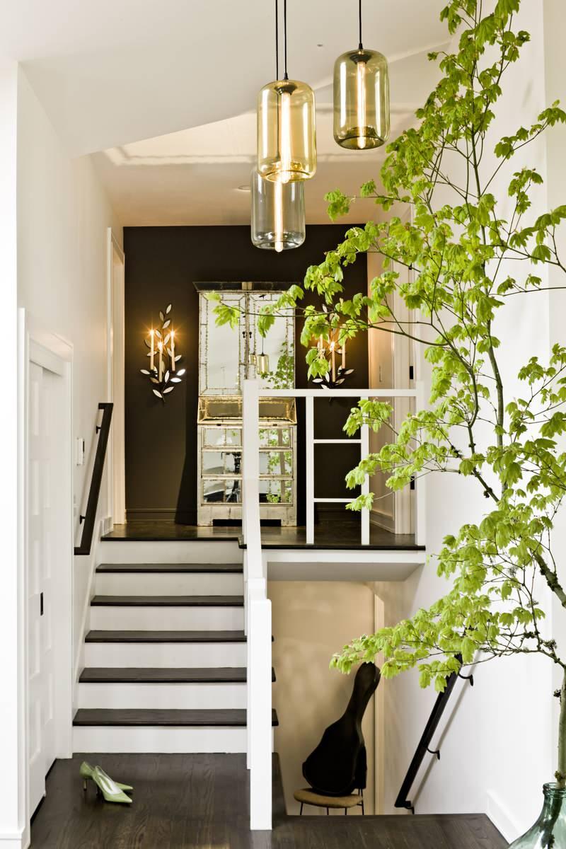 stair wall light houzz