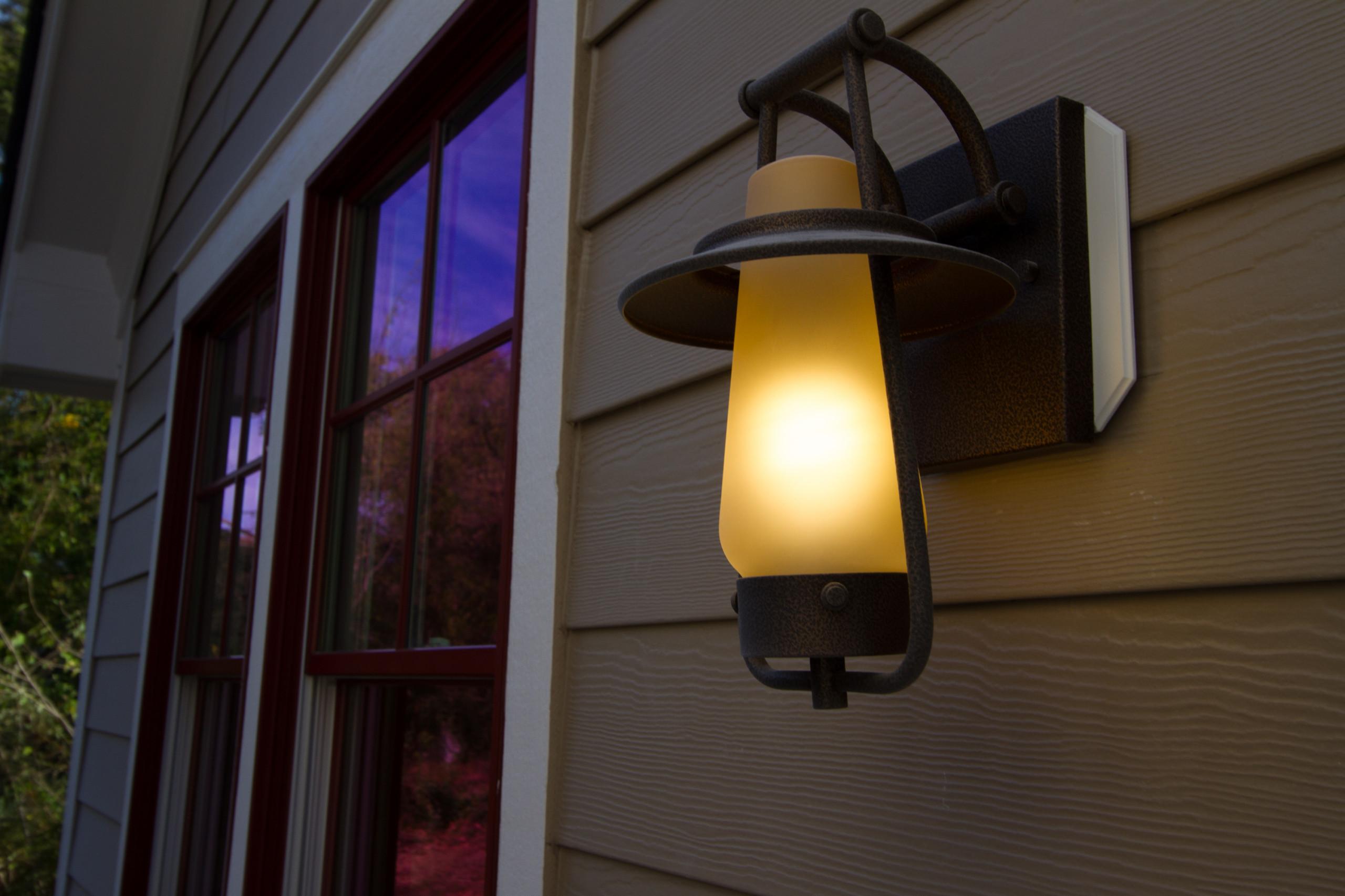 craftsman style exterior lighting 3109