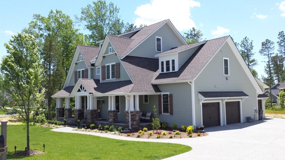 Homesmith Construction - New Home Design - Craftsman ...