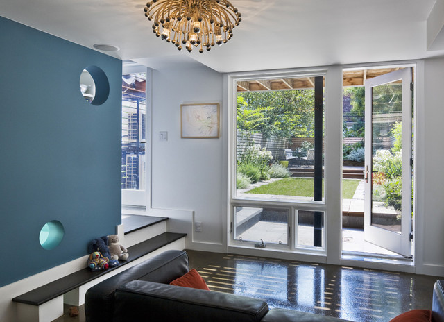 how to light up spaces with low ceilings