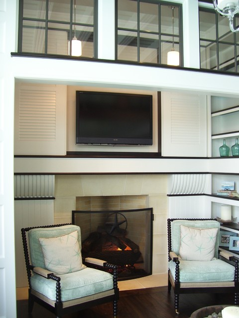 gentleman s lounge fireplace