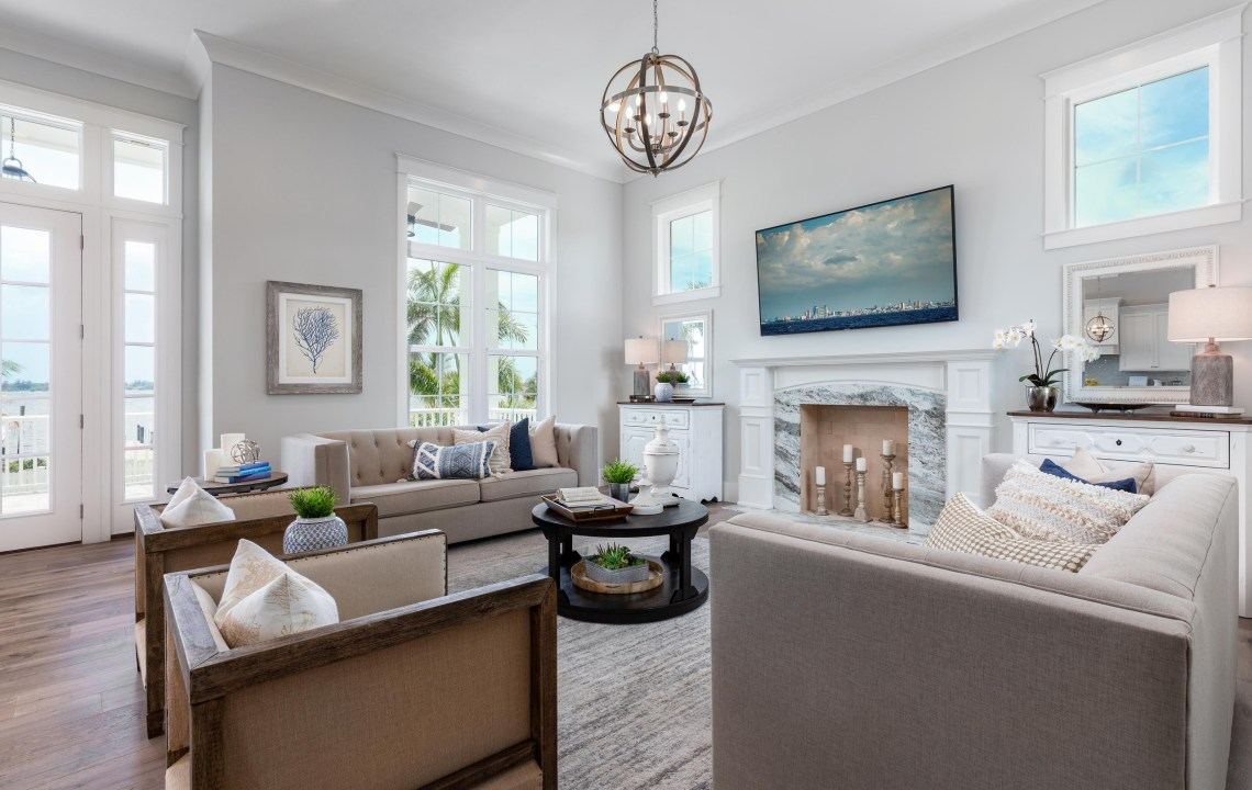 75 Beautiful Family Room Pictures Ideas July 2021 Houzz