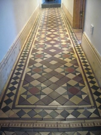 the vintage floor tile company launch