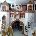 Princess Castle Loft Bed Houzz