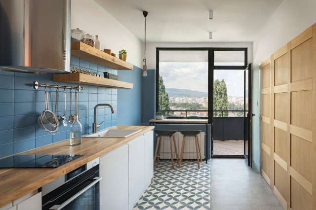 7 Ideas To Steal From Well Planned Small Kitchens Houzz Uk