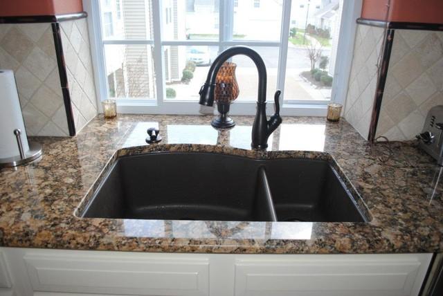 blanco silgranite sink oil rubbed