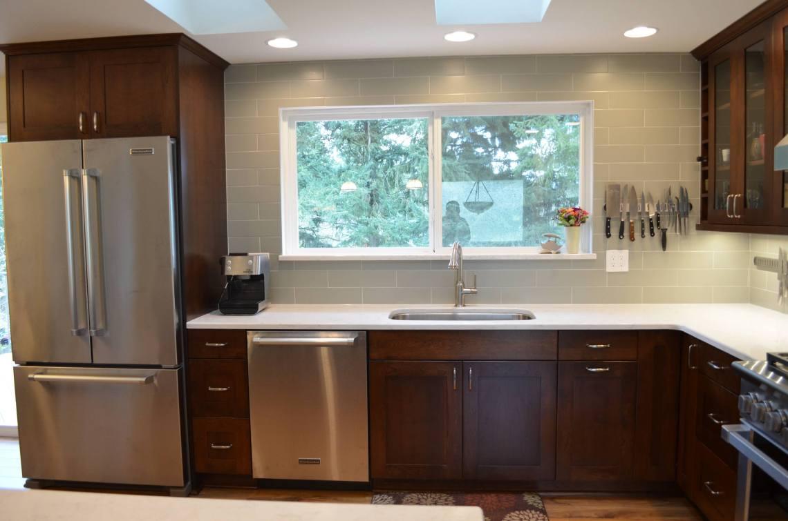 Split Level Kitchen Houzz
