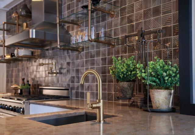 brizo 61044lf gl litze bar faucet with