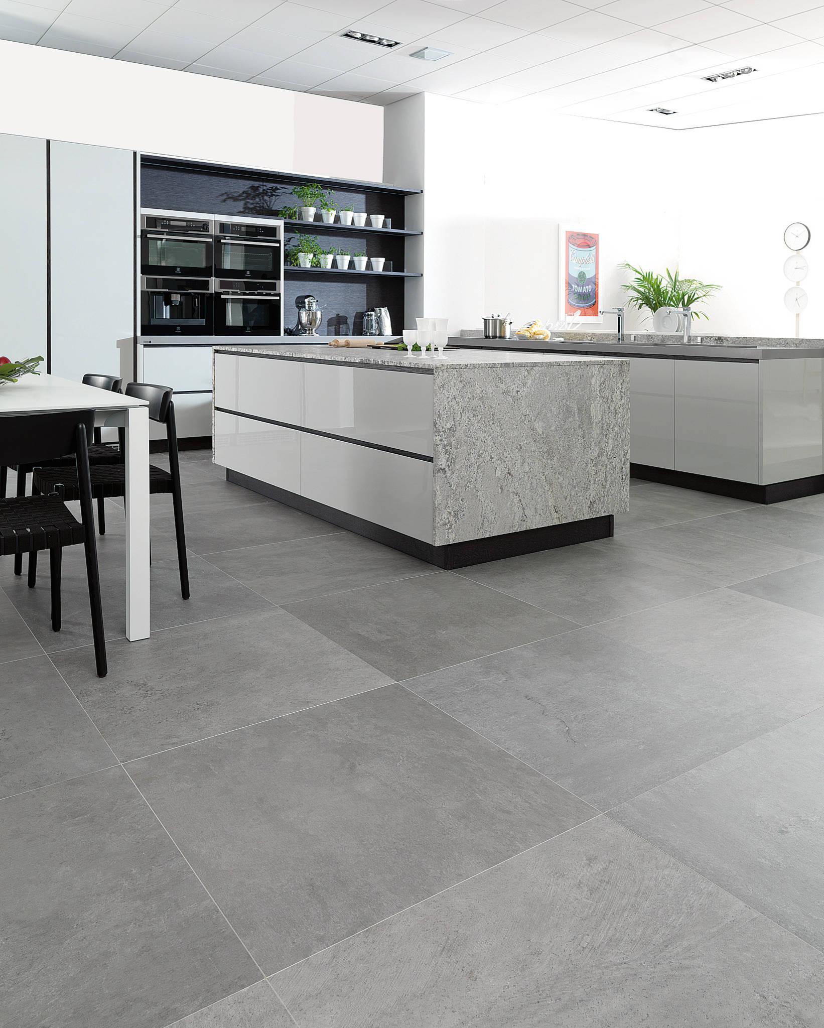 concrete look tile houzz
