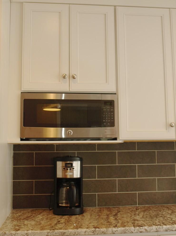 transitional kitchen newark