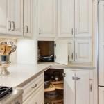 Corner Appliance Garage Ideas Houzz
