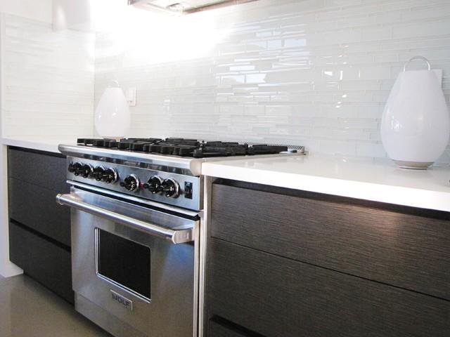 costa mesa midcentury kitchen