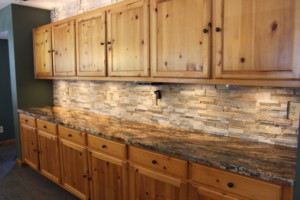 kitchen backsplashes tile stone