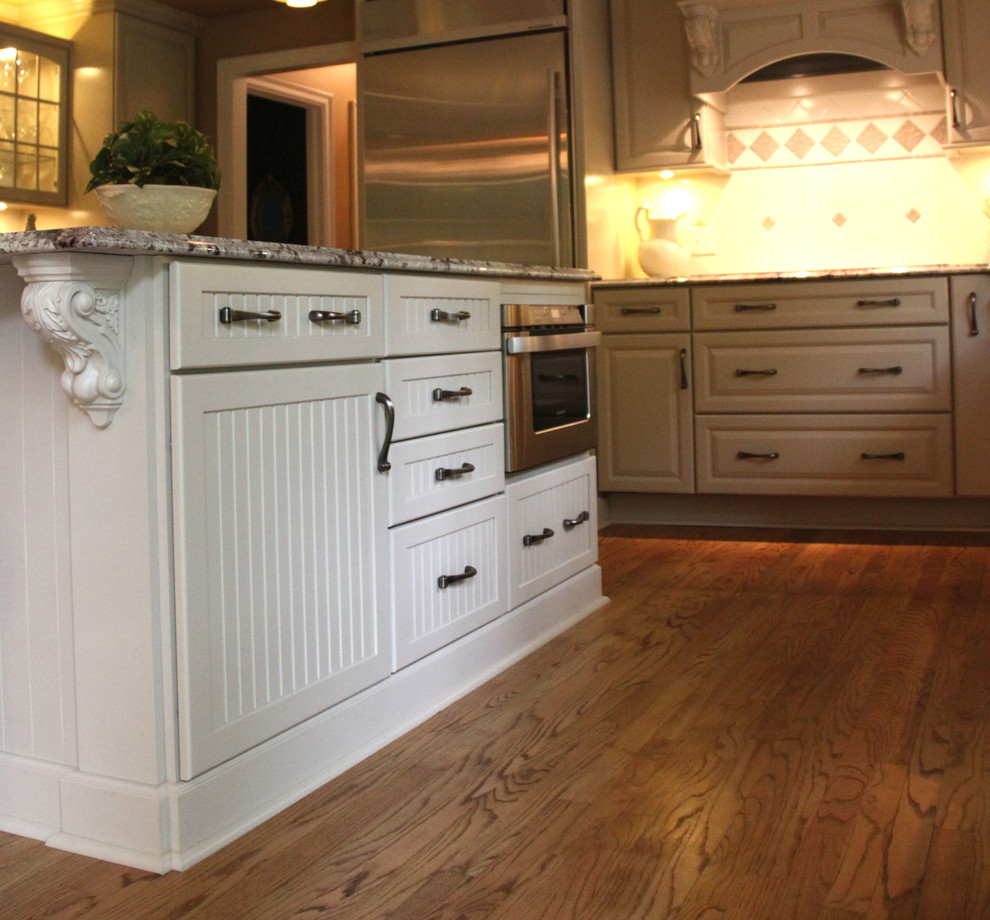 traditional kitchen cleveland