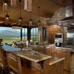 75 Beautiful Rustic Kitchen With Granite Countertops Pictures Ideas December 2020 Houzz