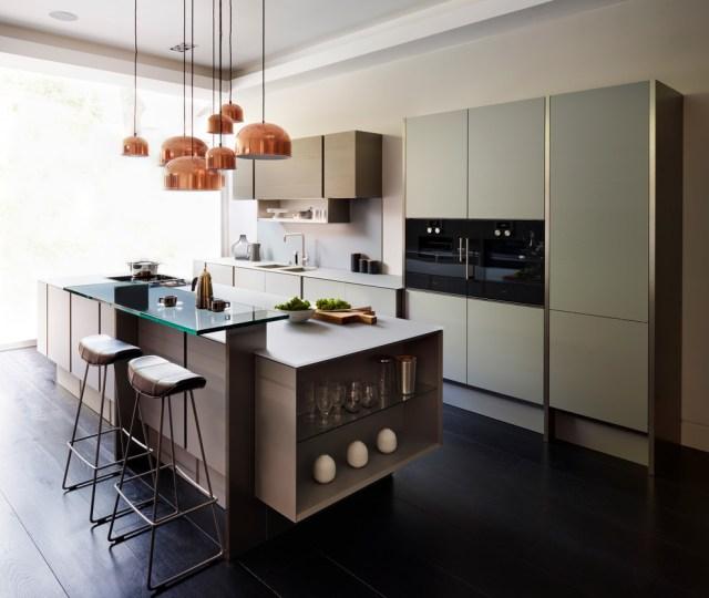 Poggenpohl Porsche Design - Contemporary - Kitchen - Kent - by Modus  Vivendi | Houzz
