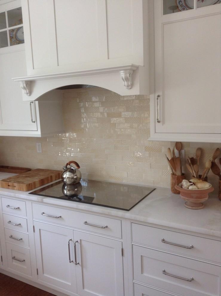 soho kitchen backsplash transitional