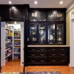 75 Beautiful Kitchen Pantry With Glass Front Cabinets Pictures Ideas December 2020 Houzz