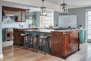 Grey Kitchen Wall Ideas And Photos Houzz