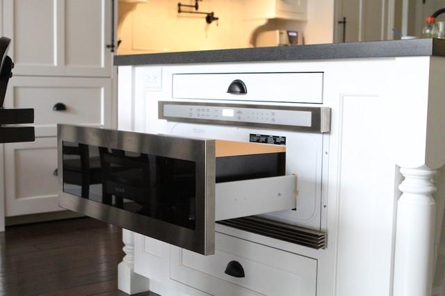 wolf microwave warming drawer
