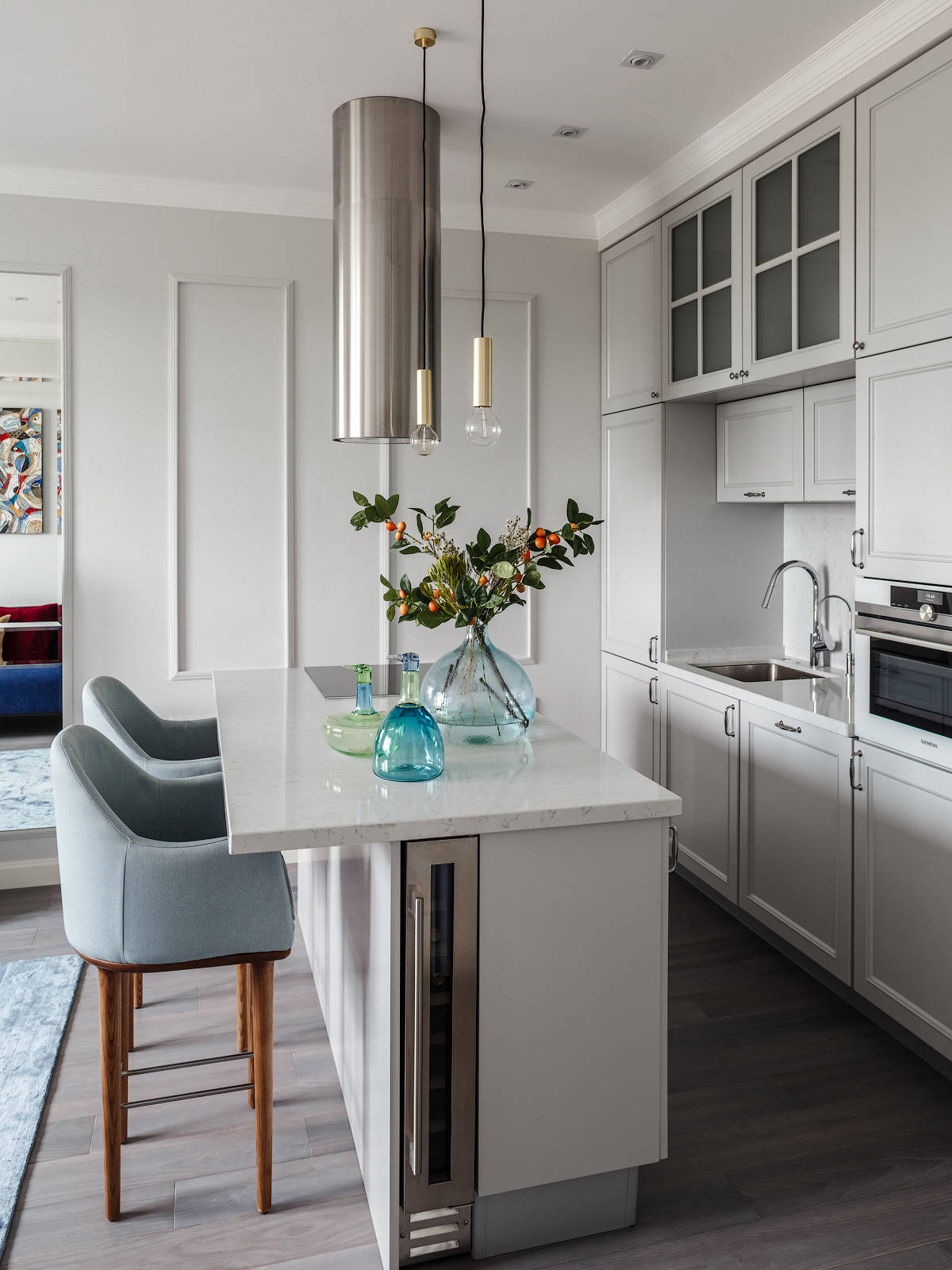 75 Beautiful Small Galley Kitchen Pictures Ideas November 2020 Houzz