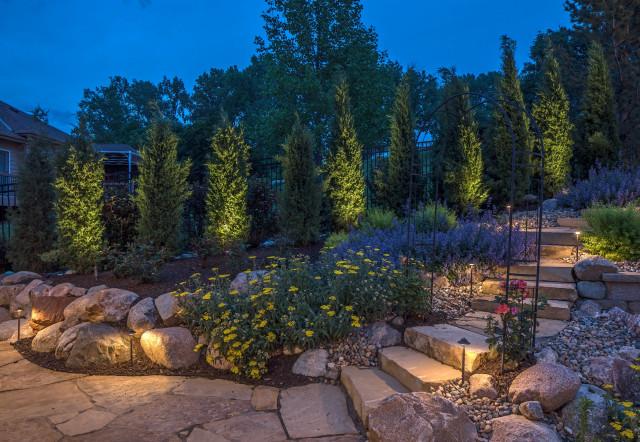 landscape lighting design omaha