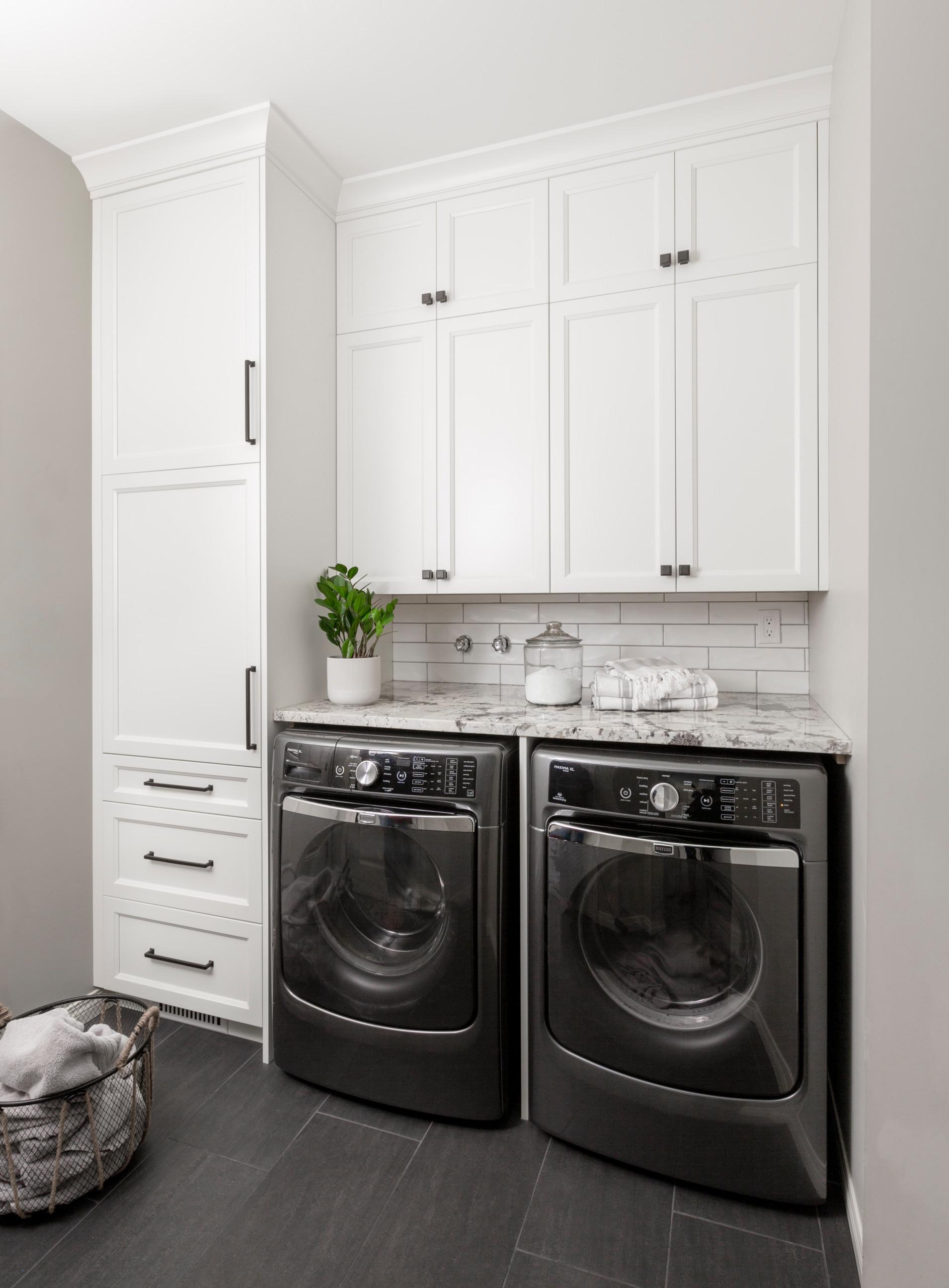 75 beautiful ceramic tile laundry room
