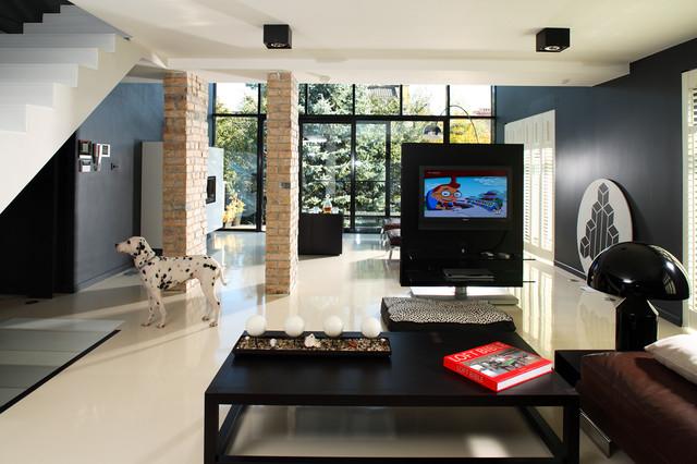 a residence moderne salon los