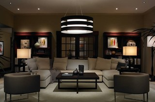 contemporary and modern lighting