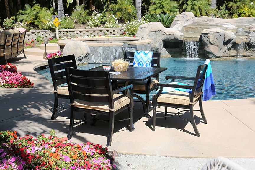 asheville patio dining collection