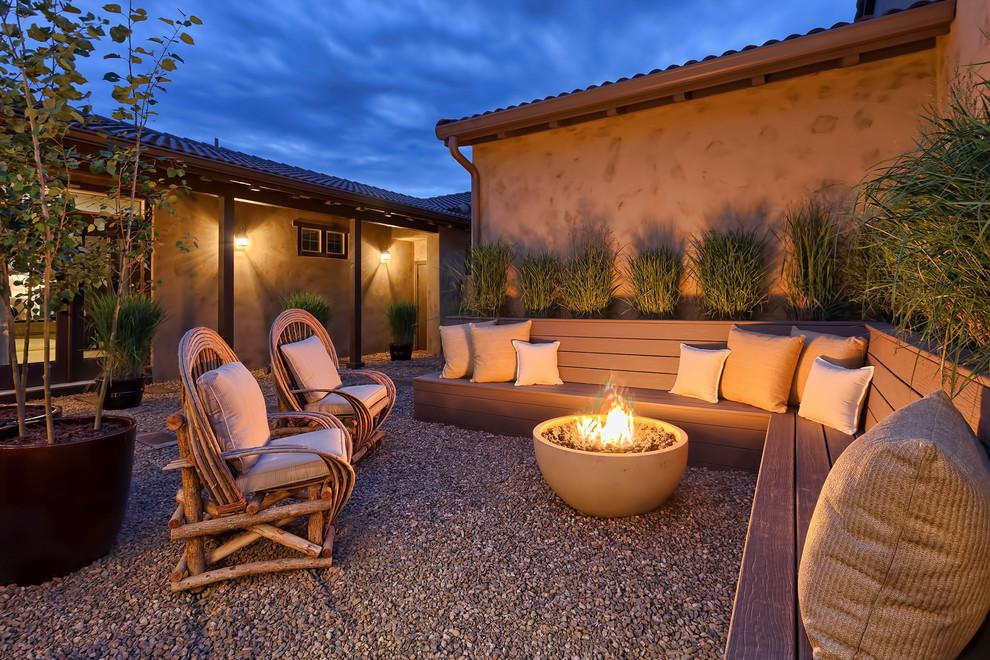 keller homes mediterranean patio