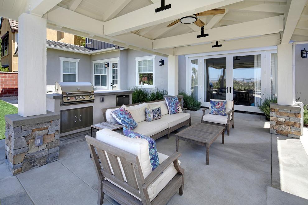 ladera ranch covered patio california