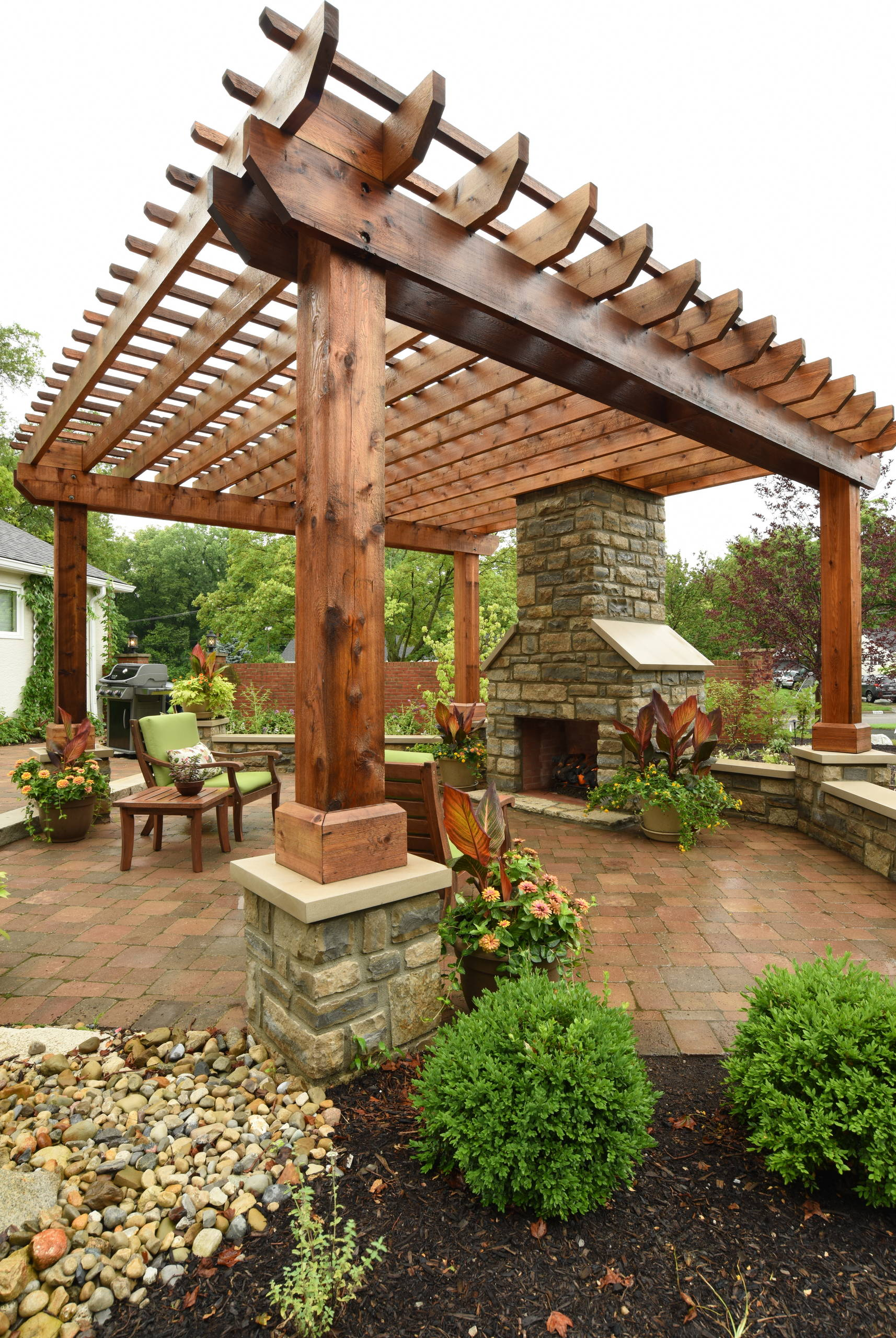 patio with a pergola pictures ideas