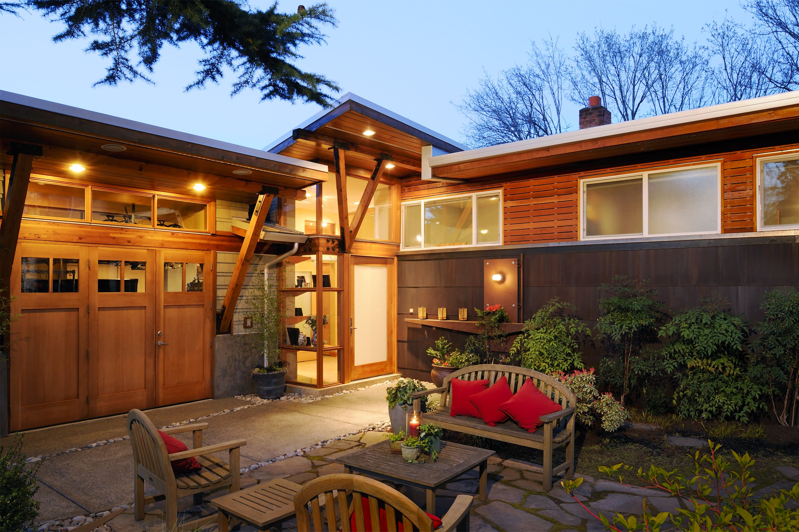 https www houzz com photos existing deck space converted to nice sunroom in this wilson ideas and photos phbr0lbl bl l 165732