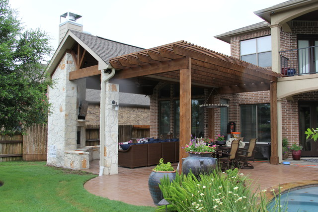 outdoor living project patio cover