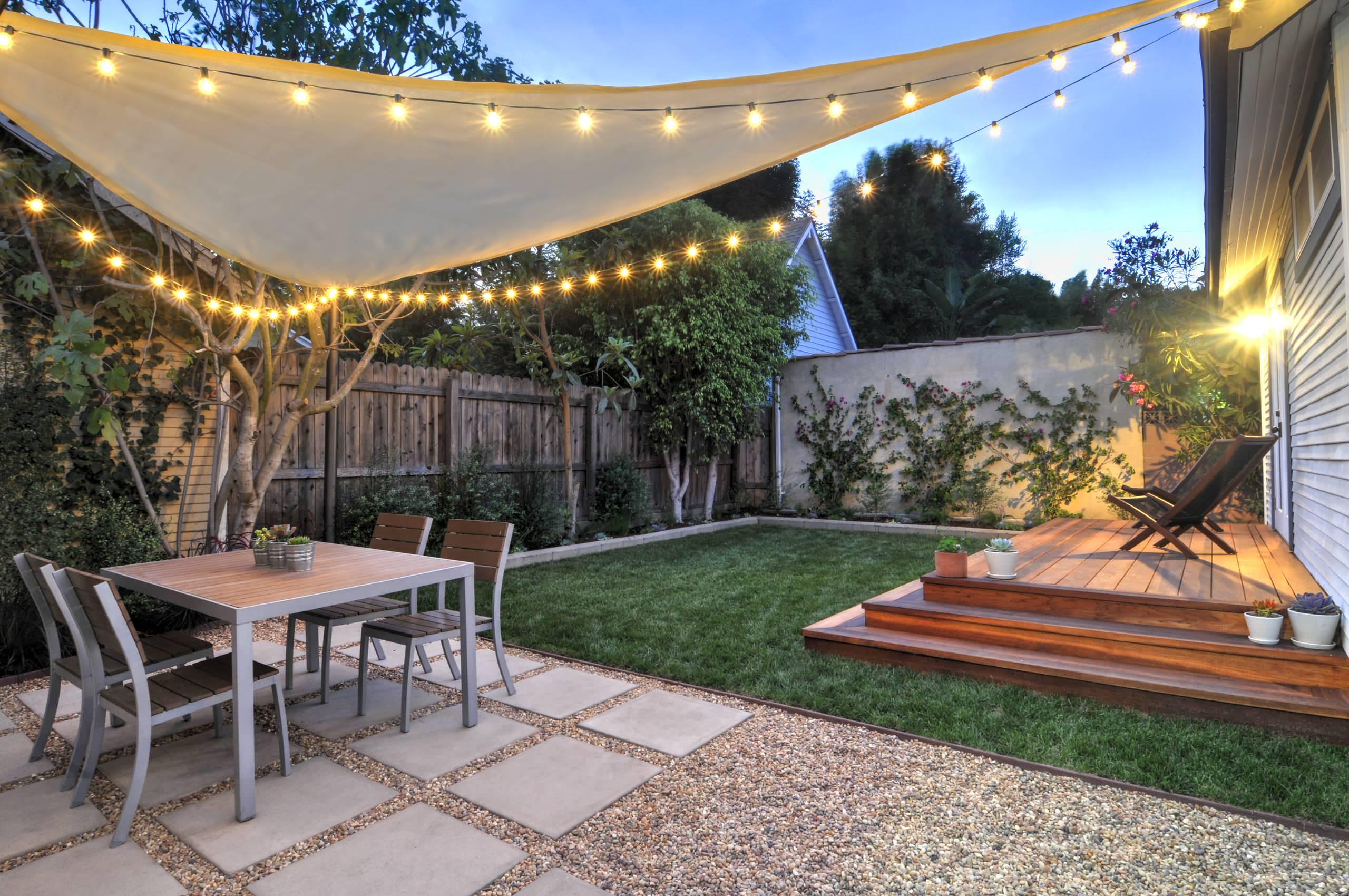 patio porch sod plantings a