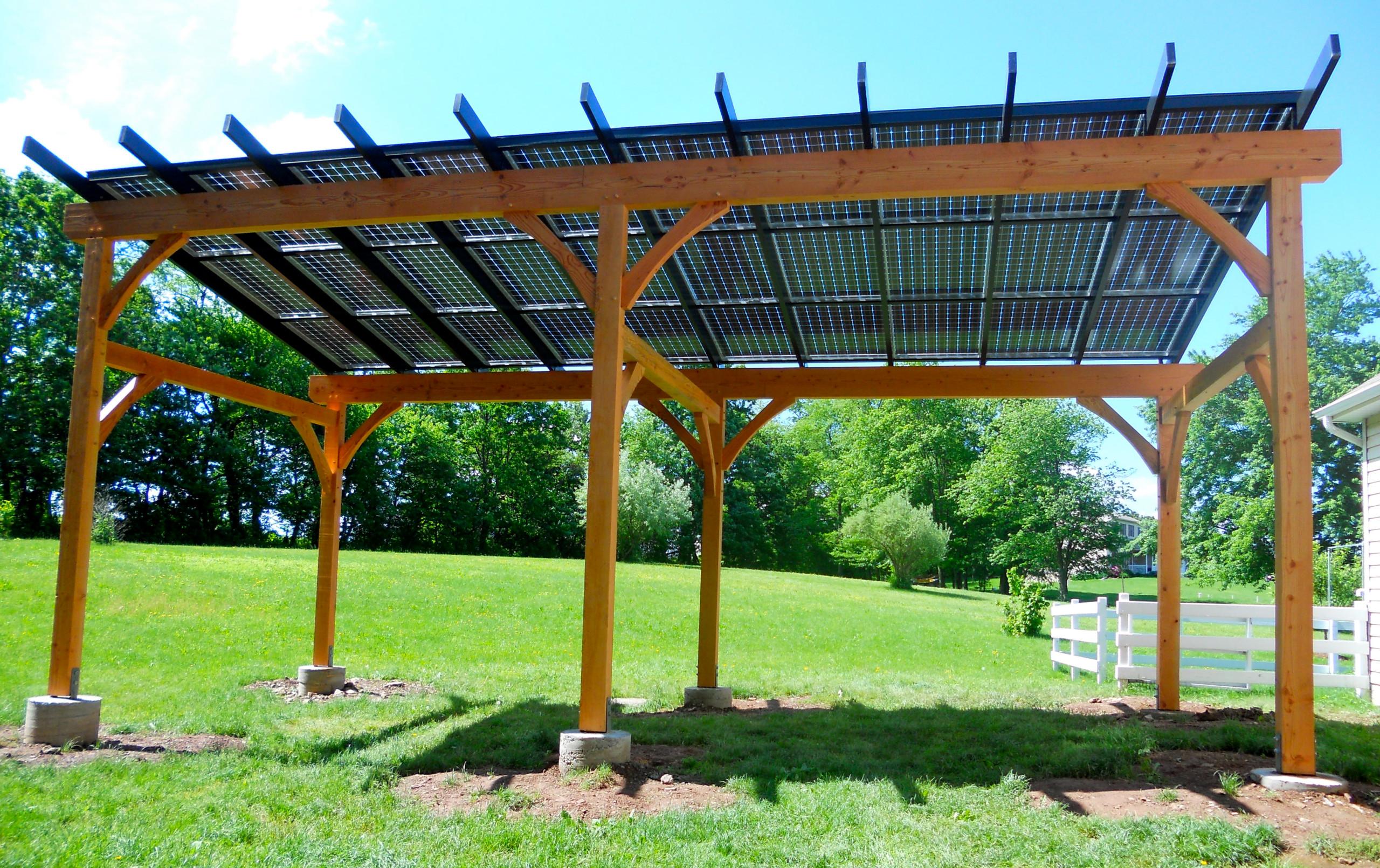 patio solar panel ideas photos houzz