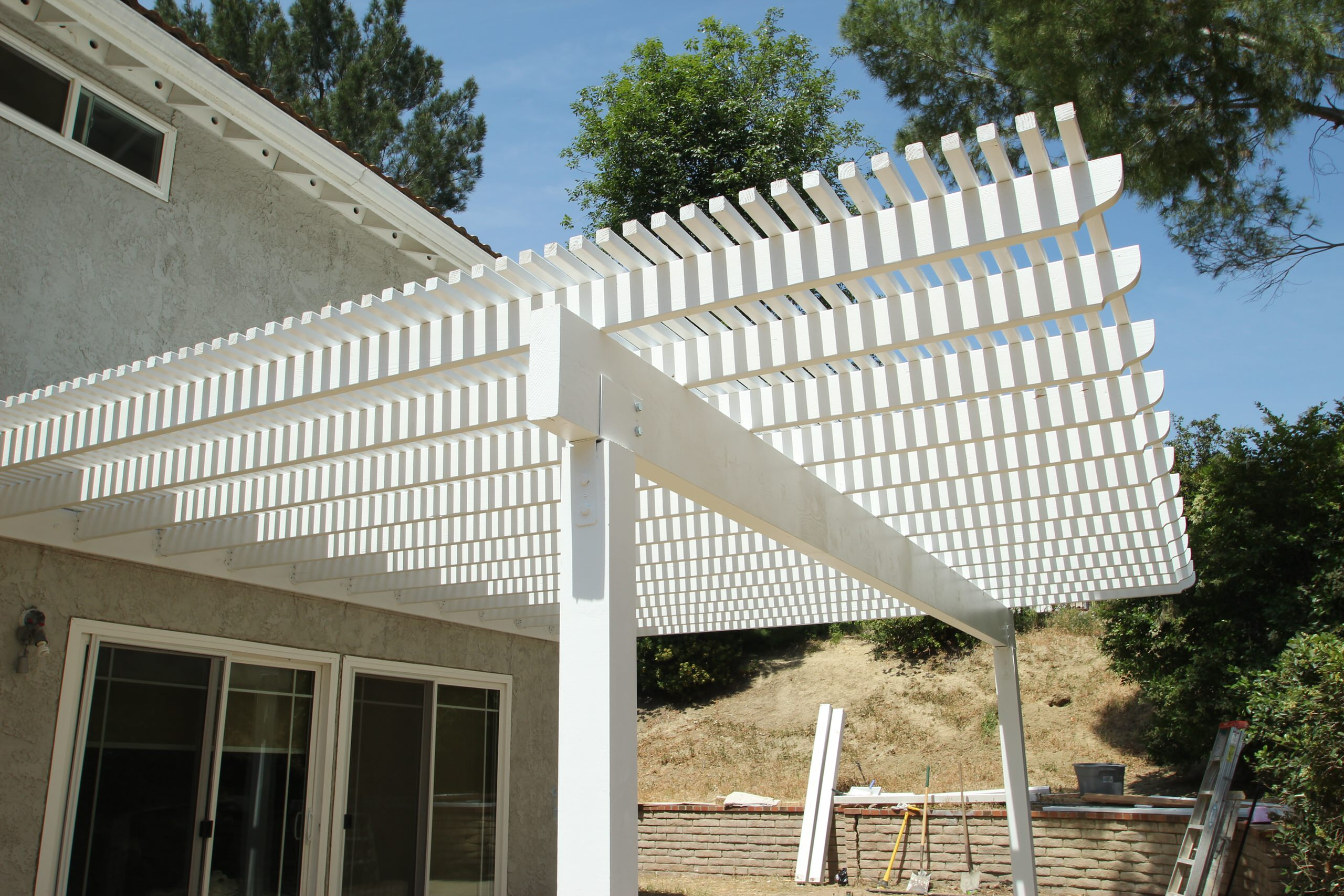 patio cover wood houzz